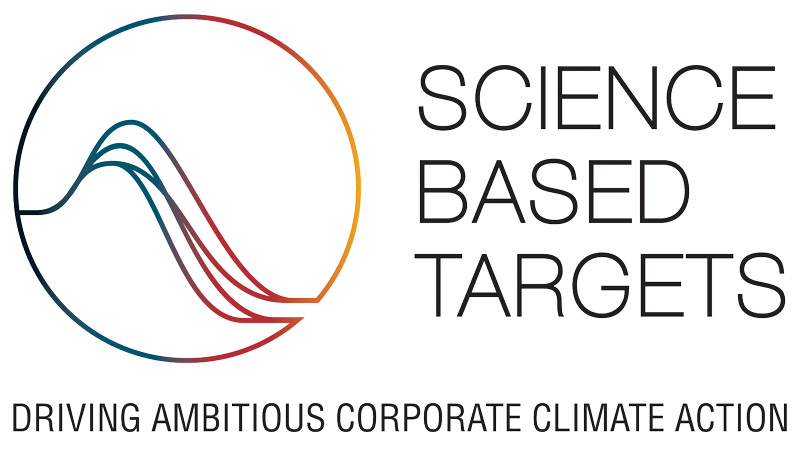 Science Based Targets(SBT)イニシアチブから認定を取得