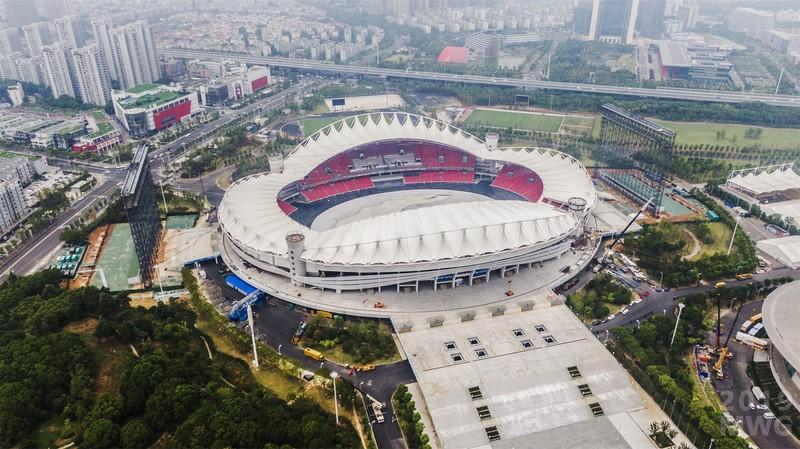 2019年ミリタリーワールドゲームズが中国中部の武漢で開幕   The ...