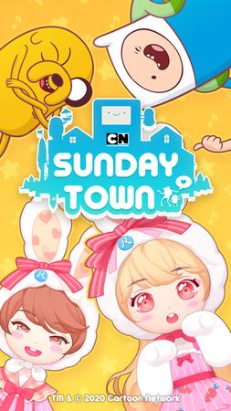 """カートゥーンネットワーク SundayTown """"クローズドβテスト""""の参加者募集を本日スタート!"""
