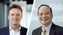 ダイムラーAG、メルセデス・ベンツAGのSchafer取締役とCATL創立者兼会長兼CEOであるZeng博士