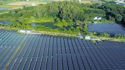 この新しいパークは既存の屋上ソーラー設備と共に、CHIMEIの全太陽光発電量を22 MWに引き上げる