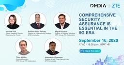 ZTEとオムディアが5G 世界におけるセキュリティーの透明性と保証に関するホワイトペーパーを公開