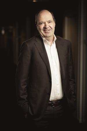 SSAB の社長兼 CEO である Martin Lindqvist