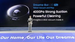 よりよいホーム、よりスマートな未来に向けたDreameの新製品発売イベント
