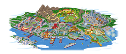 トミカワールドマップ