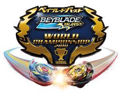 ベイブレードバースト ワールドチャンピオンシップ2018ロゴ