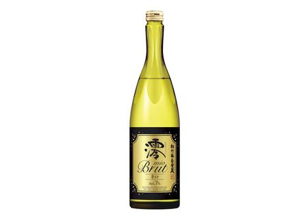松竹梅白壁蔵「澪」<BRUT辛口>スパークリング清酒