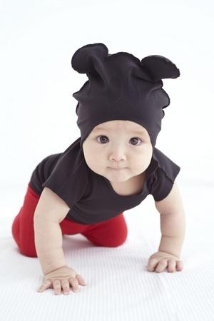 05ca94e03ae93 乳児が動きやすいベビーウェア『nobicciao』からディズニー・アイテムを ...
