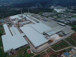 AGC Group's Indonesian Company, PT Asahimas Flat Glass, Starts Commercial Production of High ...