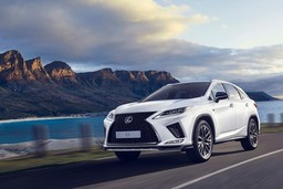 AGC Cover Glass for Car-mounted Displays Used in New Lexus RX Series