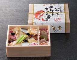 能登半島和倉温泉 加賀屋監修「のどぐろちらし寿司」