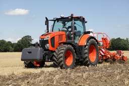 Upland Farming Tractors Factory in France started a full-scale production