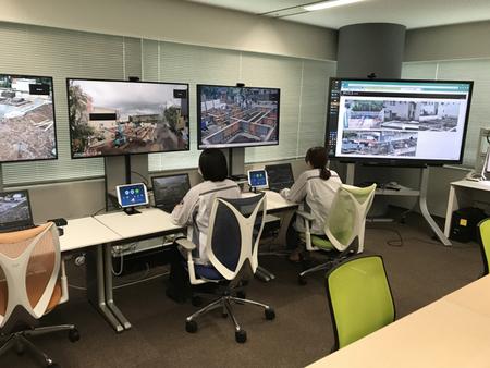 大和ハウス工業とNEC、施工現場のデジタル化で協業 現場遠隔管理の実証実験を開始