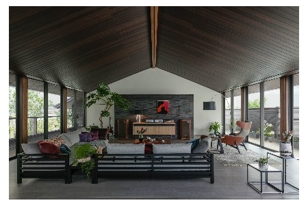積水ハウスの木造戸建住宅が2021年度ウッドデザイン賞を受賞