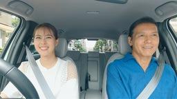 Honda FIT 発売20周年企画 父とともに、子が運転するクルマで想い出の地を巡るスペシャルムービー公開