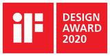 「iF DESIGN AWARD 2020」ロゴ