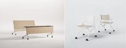 ミーティングテーブル&チェア「Marca(マルカ)」が「DFAアジアデザイン賞2020」メリットアワード受賞
