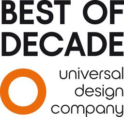 オカムラが「UNIVERSAL DESIGN competition 2021」の「BEST OF DECADE universal design company」を受賞