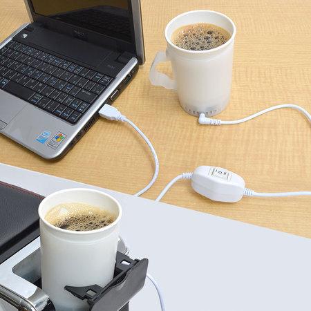 USBで保温・保冷ができるカップホルダー 『USB冷温紙コップホルダー』を発売開始