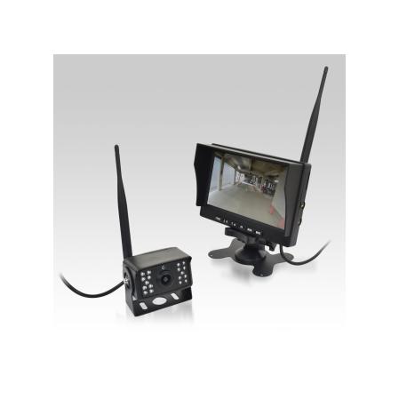 『12V/24対応ワイヤレス死角カメラ録画機能付』を発売