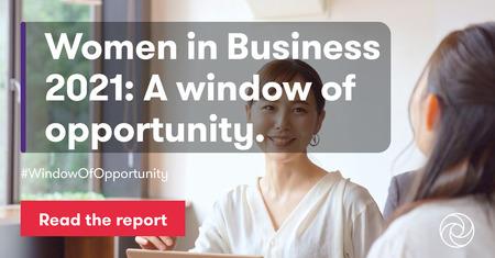 3月8日は国際女性デー【世界29カ国の中堅企業の経営幹部における女性比率】グローバル平均、初の30%到達