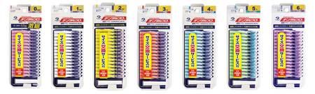 歯間ブラシで初! 日本歯科医師会の推薦商品 「デンタルプロ歯間ブラシ」