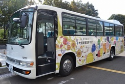 Coca-Cola Japan Reconstruction Fund Donates Five Buses to Schools in Disaster-hit Areas of Iwate