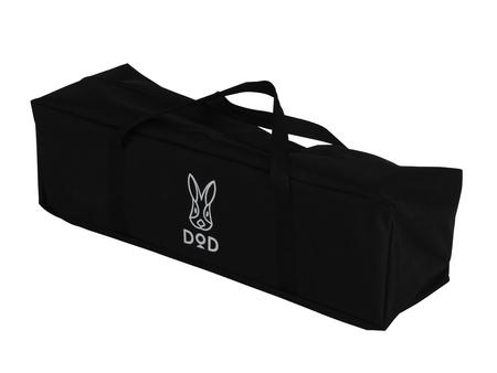 専用のキャリーバッグが標準付属しています。
