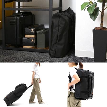 使わない時は折りたたんで部屋のすき間に収納できるバックパック機能付きスーツケースを発売。
