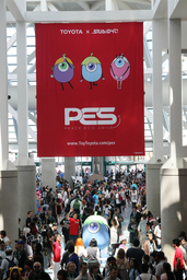 TOYOTA X STUDIO4C Presents PES (Peace Eco Smile) at Los Angeles Anime EXPO 2012