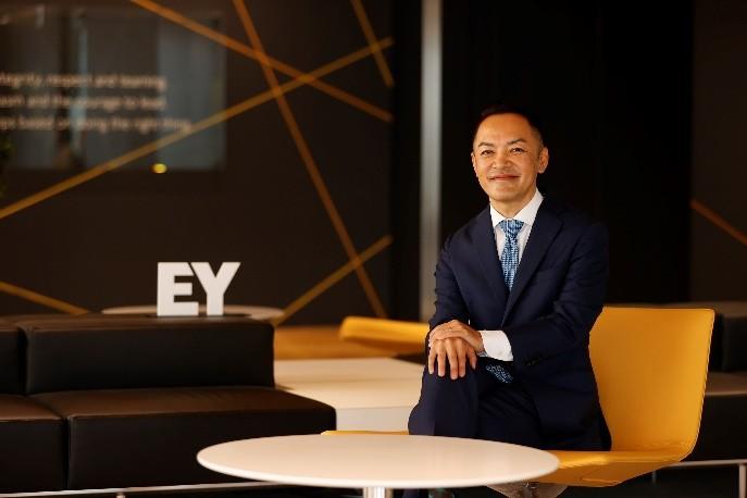 EY Japanの新チェアパーソン兼CEOであり ジャパン・リージョナル・マネージング・パートナー(RMP)の就任