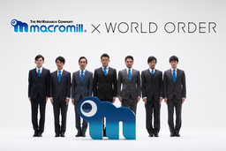 Macromill Creates Short Movie with Dance Group WORLD ORDER