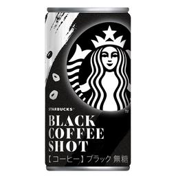 ブラックコーヒーショット製品画像
