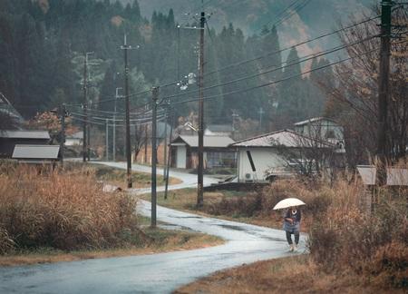 朽木(滋賀県高島市) 写真:小林 修(朝日新聞出版)