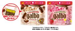 「ガルボ」ブランドよりメッセージが書けるガンバルボ!パッケージを2018年12月18日より期間限定発売