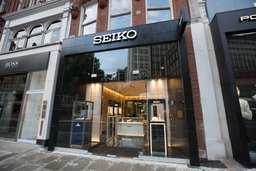 Seiko Opens Its Latest Boutique in Heart of London