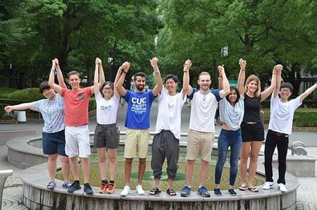千葉商科大学の学生たちが海外11カ国・地域18大学の学生をサポート!「2018 CUC Summer Program」開催