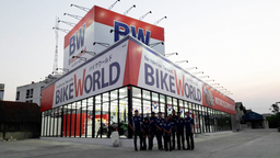 G-7 Holdings' BIKE WORLD Opens First Store in Thailand