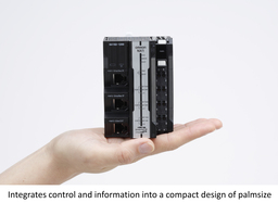OMRON to Introduce NX1-Series Controller That Integrates Control and Information: Improve Productivi