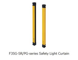 OMRON Offers Industry's Broadest Portfolio of Safety Light Curtains -- F3SG-SR/PG Series