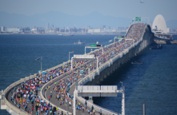 Next Run of Chiba Aqualine Marathon 2020 to Be Held in Autumn 2020