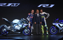 Yamaha Motor Unveils Two New YZF-R1 Supersport Models at EICMA