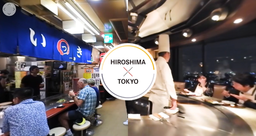 360-degree Virtual Reality Videos Launched to Experience Charms of Tokyo and Hiroshima Prefecture