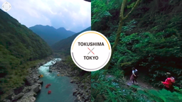 360-degree Virtual Reality Videos Launched to Experience Charms of Tokyo and Tokushima Prefecture