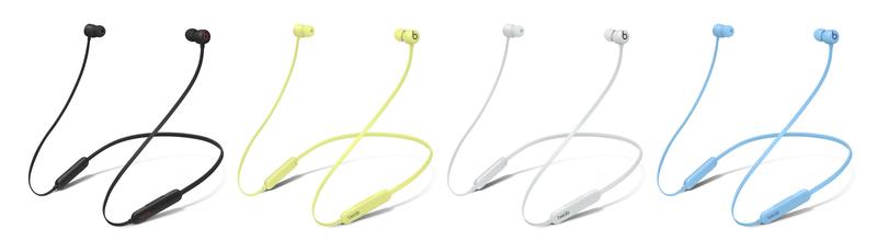 Appleの技術とBeatsのサウンドを融合 「Beats Flexワイヤレスイヤフォン」¥5,400で発売売