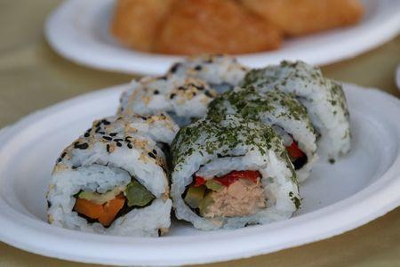 日本産米の寿司がブルガリアで大人気!