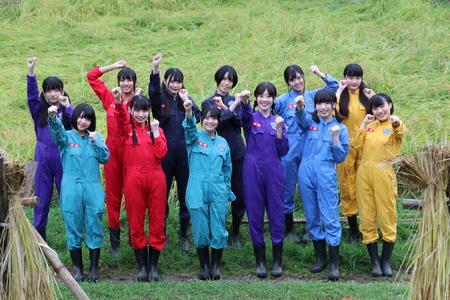 10月23日18時にYouTubeで「全農 presents届け!ファンファーム」第9話を公開!~稲刈り編~