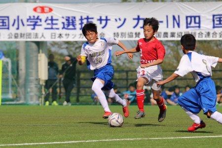 「JA全農杯全国小学生選抜サッカー大会」地区大会開幕