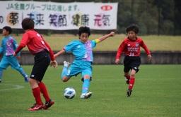 JA全農杯全国小学生選抜サッカー大会in九州 サガン鳥栖U-12が優勝!九州大会の王者に!