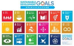 誰一人取り残さない世界の実現に向け国連全加盟国が合意した世界を変えるための17の目標「SDGs」